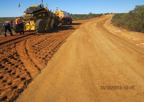 Kalbarri Z-Bend Access Road