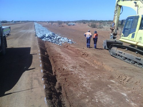 Great Northern Highway Realignment for Doray Minerals