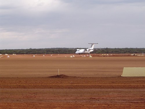 Golden Grove Airstrip Upgrade Stages 1 & 2 for MMG